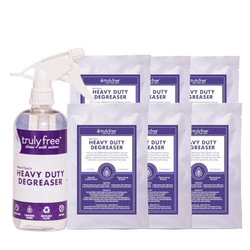Heavy Duty Degreaser 6 Pack Bundle