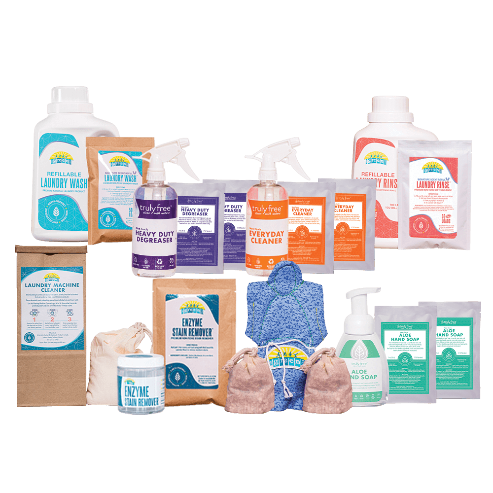 Unscented Medium 5th Birthday Bundle