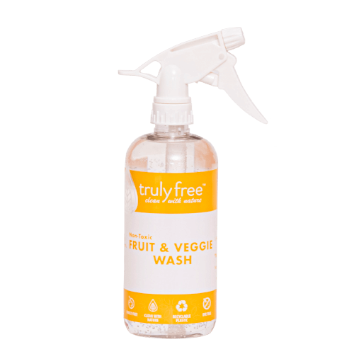 Fruit & Veggie Wash PET Bottle