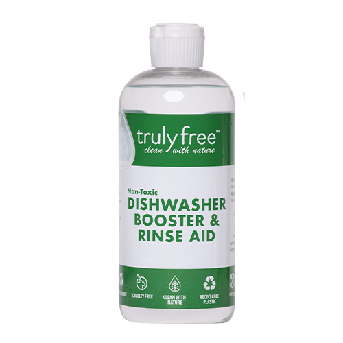 Truly Free Dish Soap Bottle
