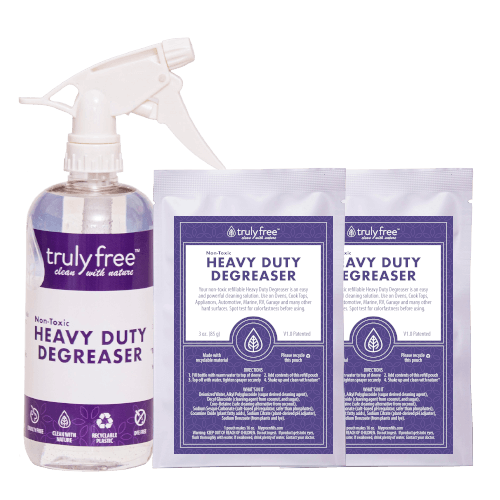 2 Pack Heavy Duty Degreaser