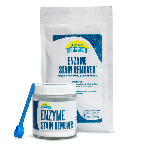 MyGreenFills Enzyme Stain Remover