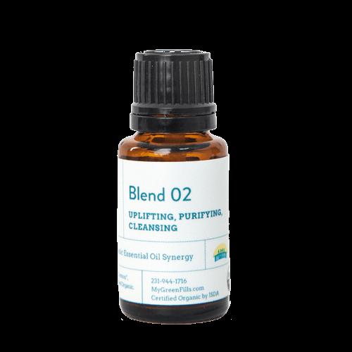 Bara Essential Oils Blend 02