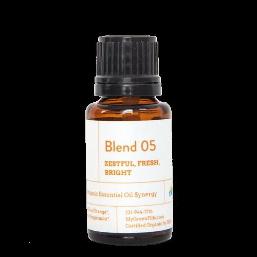 Bara Essential Oils Blend 05
