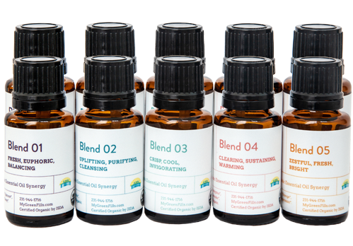 Bara Essential Oils Whole Life Blends Pack