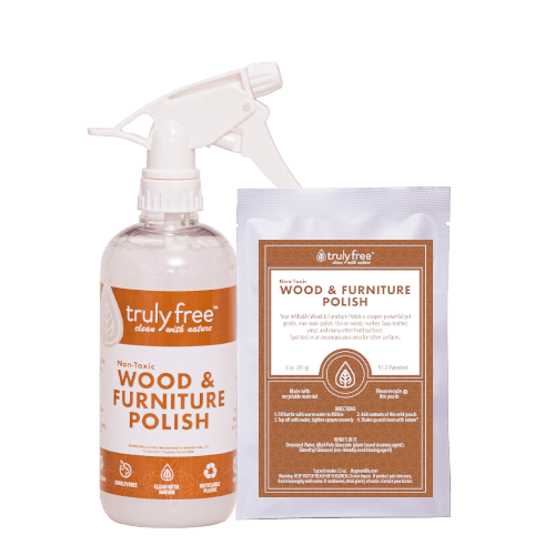 Wood And Furniture Polish Refills
