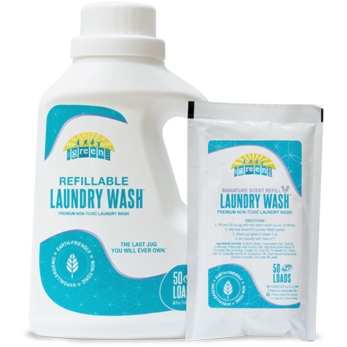 Essential Laundry Products